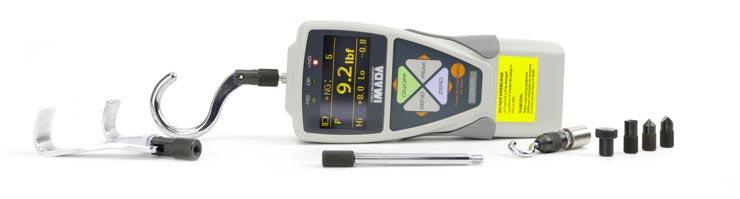 Serie ZTdinamometri digitali professionali