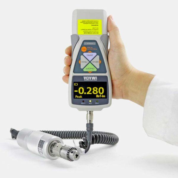 Torsiometri digitali palmari HTGS/HTGA per la misura della coppia