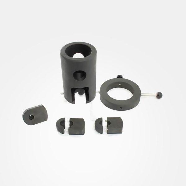 THS885 dispositivoa mandrino con inserti intercambiabili